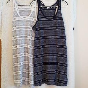 Gap Large Petite sleeveless dresses